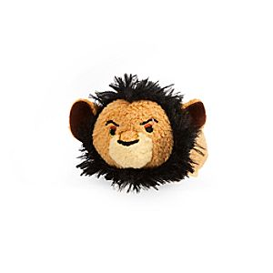 Scar Tsum Tsum Plush - The Lion King - Mini - 3 1/2