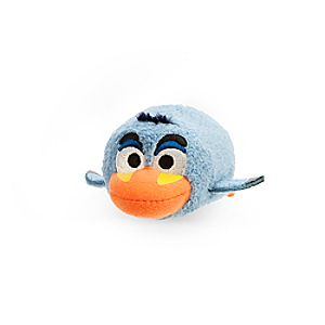 Zazu Tsum Tsum Plush - The Lion King - Mini - 3 1/2