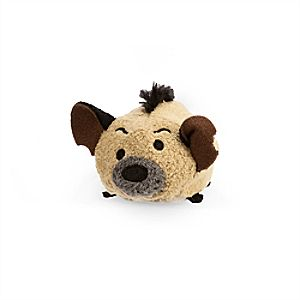 Ed Tsum Tsum Plush - The Lion King - Mini - 3 1/2