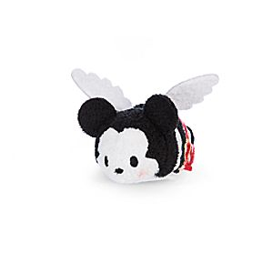 Mickey Mouse Tsum Tsum Plush - Valentines Day - Mini - 3 1/2