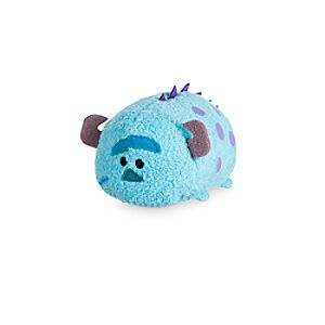 Sulley Tsum Tsum Plush - Monsters, Inc. - Mini - 3 1/2