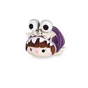 Boo in Costume Tsum Tsum Plush - Monsters, Inc. - Mini - 3 1/2