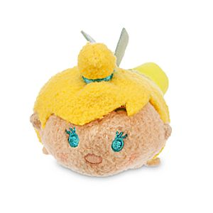 Tinker Bell Tsum Tsum Plush - Peter Pan - Mini - 3 1/2