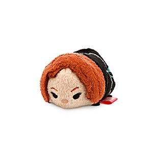 Black Widow Tsum Tsum Plush - Mini - 3 1/2
