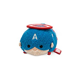 Captain America Tsum Tsum Plush - Mini - 3 1/2