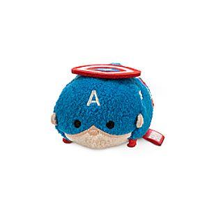 Captain America Tsum Tsum Plush - Mini - 3 1/2