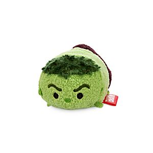 Hulk Tsum Tsum Plush - Mini - 3 1/2