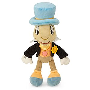 Jiminy Cricket Plush - Mini Bean Bag - 9
