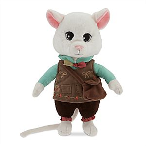 Dormouse Plush - Mini Bean Bag - Alice Through the Looking Glass - 9