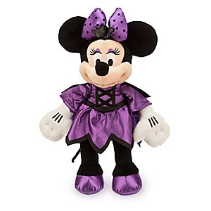 Minnie Mouse Halloween Plush - Small - 15