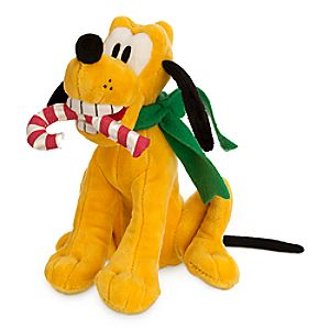 Pluto Holiday Plush - Mini Bean Bag - 8