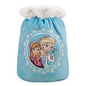 Frozen Plush Holiday Sack - Personalizable