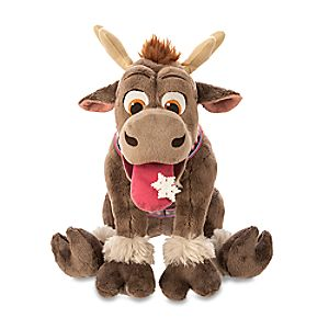 Sven Holiday Plush - Frozen - Medium - 14