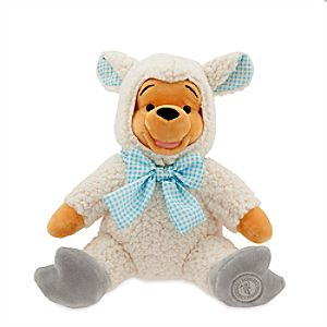 Winnie the Pooh Easter Plush - 11