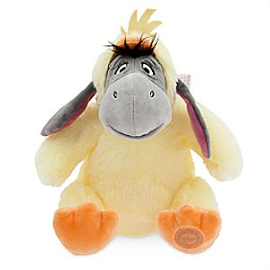 Eeyore Easter Chick Plush - 11
