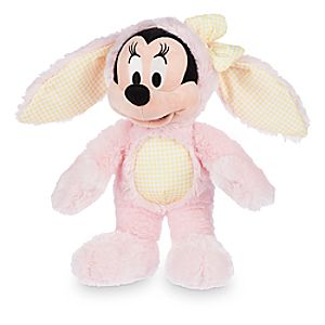 Minnie Mouse Easter Bunny Plush - 12 1/2