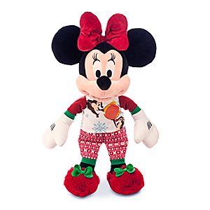 Minnie Mouse Holiday Pajamas Plush - Medium - 18
