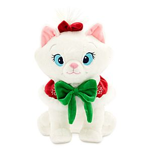 Marie Holiday Plush - The Aristocats - Small - 11