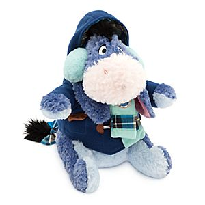 Eeyore Holiday Plush - Special Edition - Medium - 12