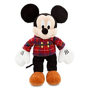 Mickey Mouse Plush - Holiday - 17