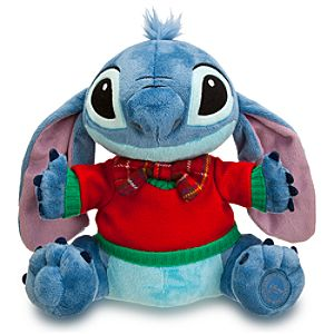 Stitch Plush - Holiday - 11