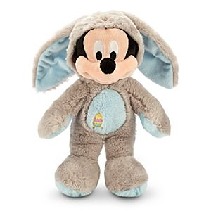 Mickey Mouse Plush Spring Bunny - 12