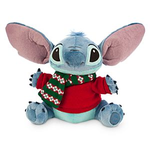 Stitch Plush - Holiday - Medium - 12