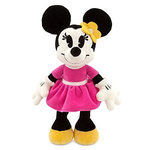 Minnie Mouse Plush - Valentine's Day - Small - 13''