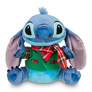 Stitch Plush - Holiday - 12