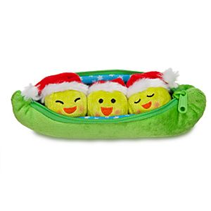 Peas in a Pod Mini Bean Bag Plush - Holiday - 8