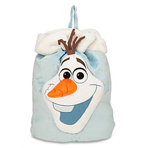 Olaf Plush Santa Sack - Frozen - Medium - Personalizable