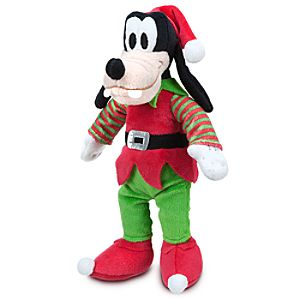 Goofy Mini Bean Bag Plush - Holiday - 10