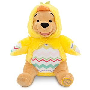 Winnie the Pooh Plush Chick - Medium - 11
