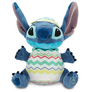 Stitch Plush Egg - Medium - 12 1/2