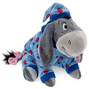 Eeyore Plush - Holiday Pajamas - 10