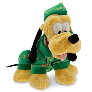 Pluto Plush - Holiday Pajamas - 12