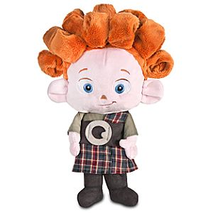 Reversible Triplet Cub Plush Toy -- 13 H