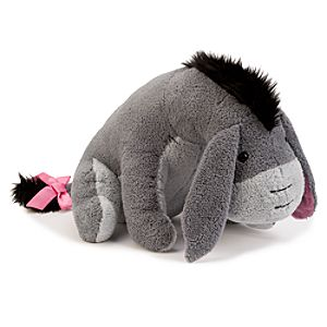 Movie Edition Eeyore Plush Toy -- 14 L