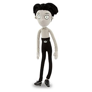 Frankenweenie Victor Frankenstein Plush Doll -- 23 H