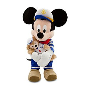 Mickey Mouse with Duffy Plush - 17