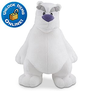 Club Penguin Herbert Plush Toy -- 9 H