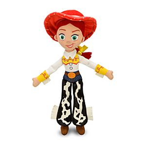 Cowgirl Jessie Plush Toy -- 16 H