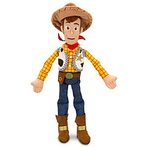 Woody Plush - Toy Story - Mini Bean Bag 12