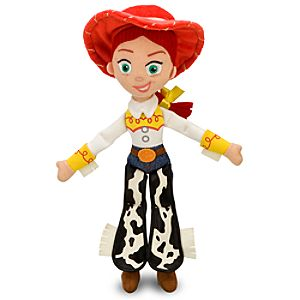 Mini Bean Bag Toy Story Jessie Plush Toy -- 11 H