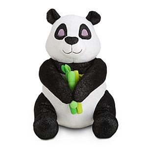 ''it's a small world'' Panda Plush - 14''