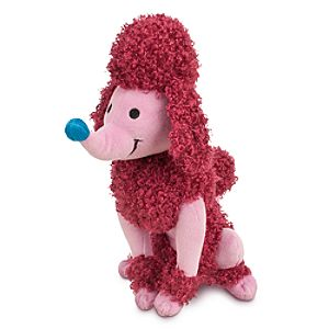 ''it's a small world'' Poodle Plush - 11''
