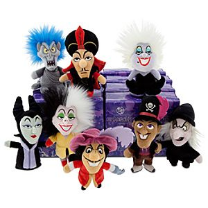 Cutesations Disney Villains Series Plush -- 5""