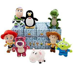 Cutesations Toy Story Series Plush -- 5
