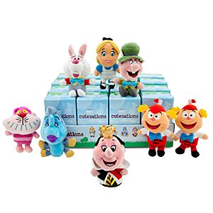 Cutesations Alice in Wonderland Series Plush -- 5