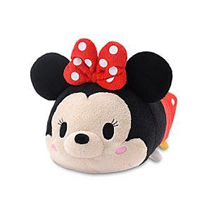 Minnie Mouse Tsum Tsum Plush - Medium - 11